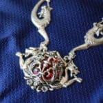 Dragons Of Cymru Necklace